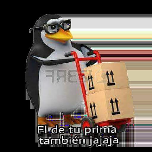 Pingüinos - Sticker 2
