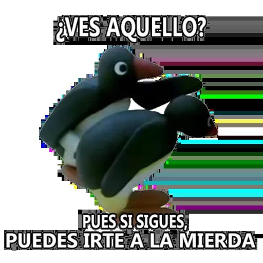 Pingüinos - Sticker 8