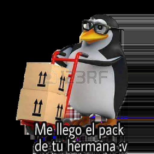 Pingüinos - Sticker 3