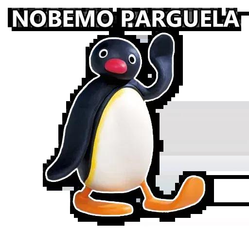 Pingüinos - Sticker 24