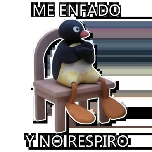 Pingüinos - Sticker 25