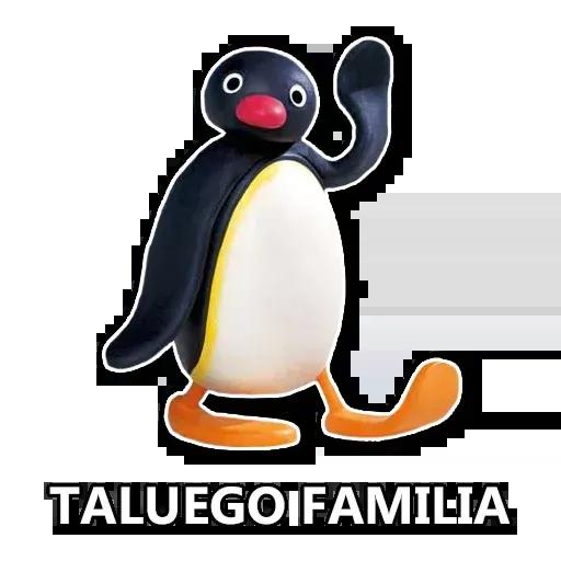 Pingüinos - Sticker 9