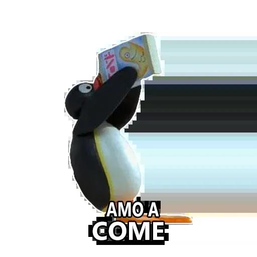 Pingüinos - Sticker 19