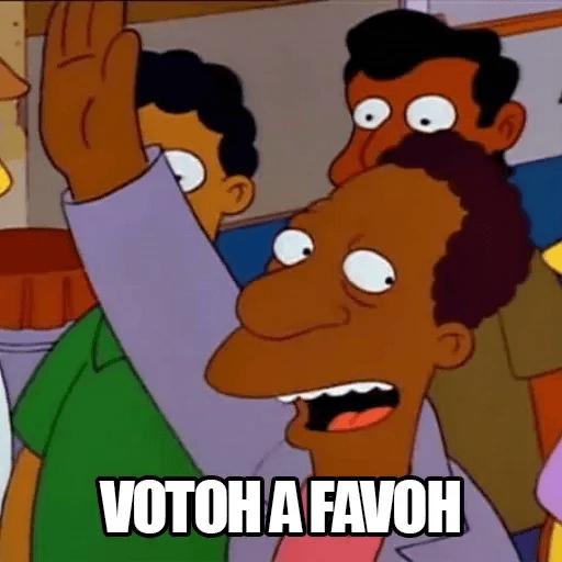 [ES] Simpsons Memes II - Sticker 24