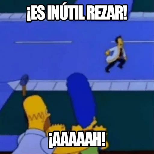 [ES] Simpsons Memes II - Sticker 27