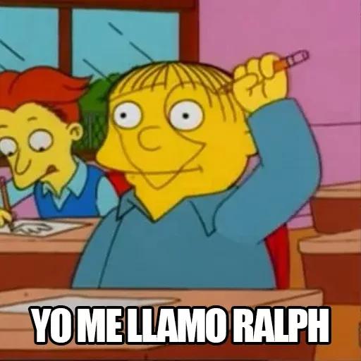 [ES] Simpsons Memes II - Sticker 5