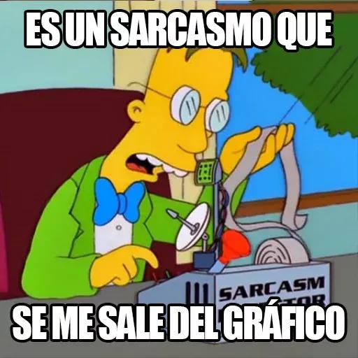 [ES] Simpsons Memes II - Sticker 7