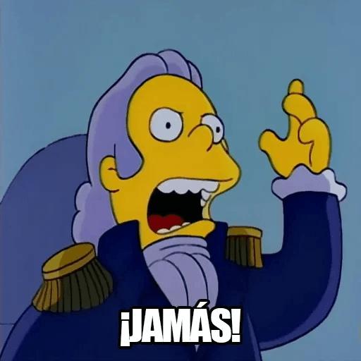 [ES] Simpsons Memes II - Sticker 6
