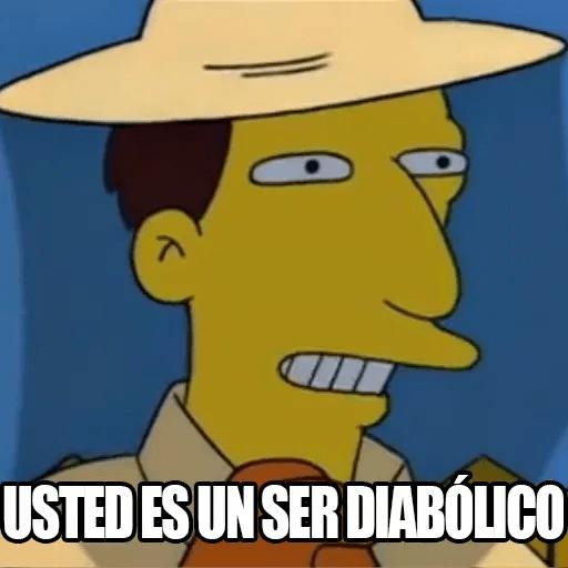 [ES] Simpsons Memes II - Sticker 22
