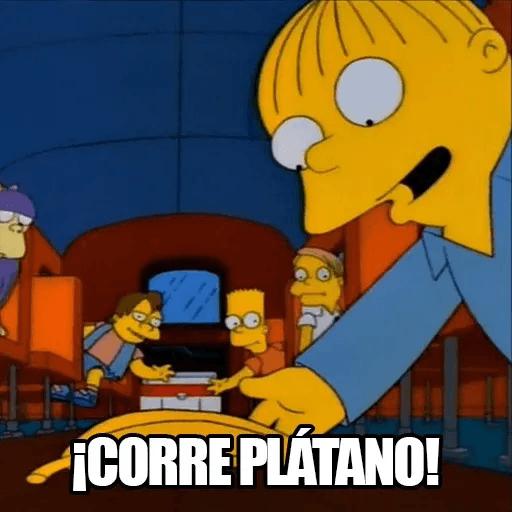 [ES] Simpsons Memes II - Sticker 4