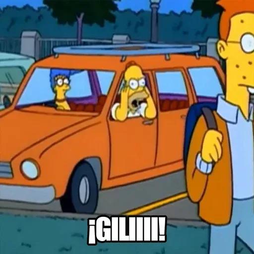 [ES] Simpsons Memes II - Sticker 26