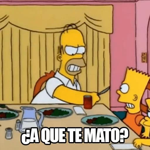 [ES] Simpsons Memes II - Sticker 30