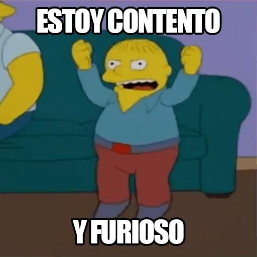 [ES] Simpsons Memes II - Sticker 3