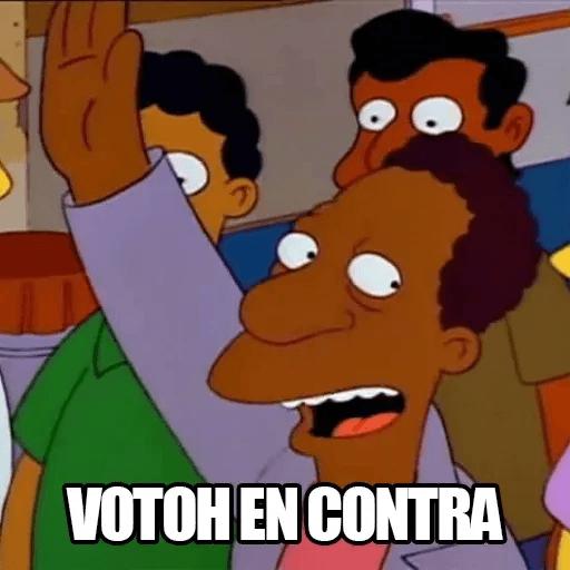 [ES] Simpsons Memes II - Sticker 25