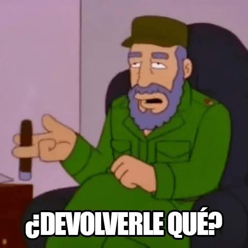[ES] Simpsons Memes II - Sticker 8