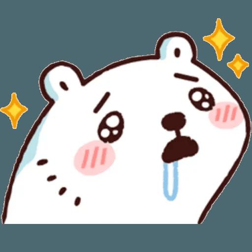 白白 - Sticker 4