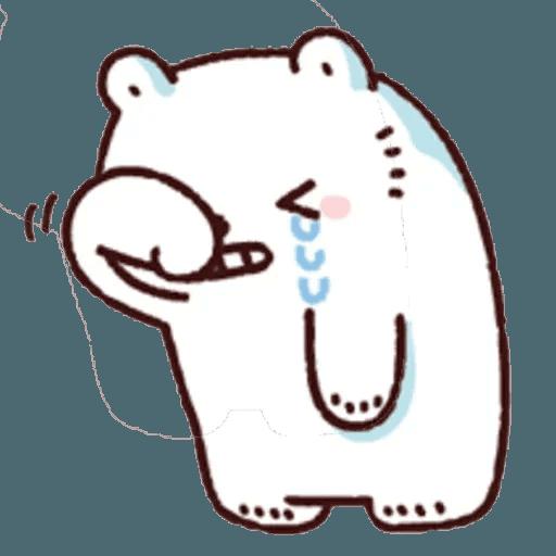 白白 - Sticker 5