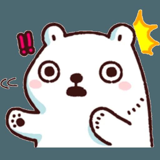 白白 - Sticker 19