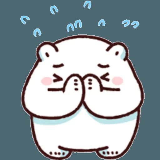 白白 - Sticker 11