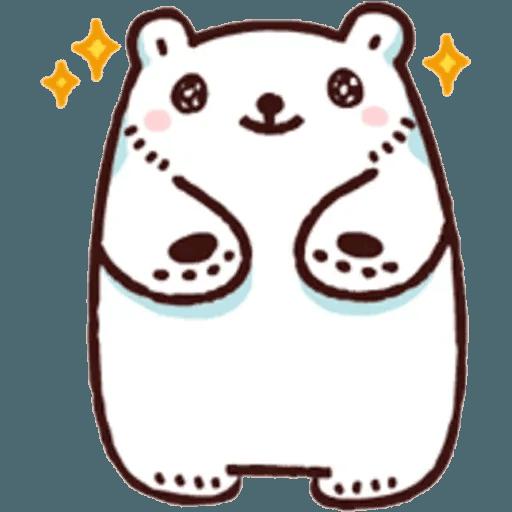 白白 - Sticker 2