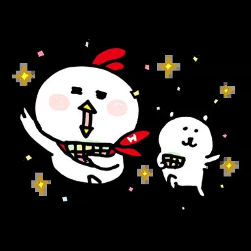 搞笑白熊 - Sticker 3