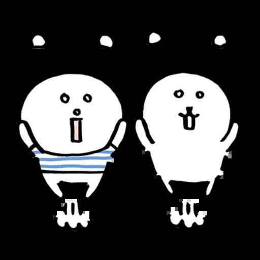 搞笑白熊 - Sticker 27