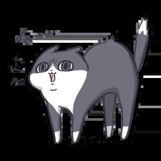 廢貓阿米1 - Sticker 19