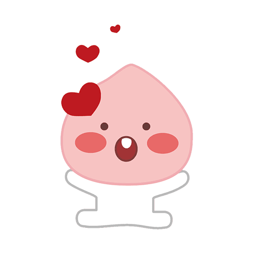 little kakao friends - Sticker 18