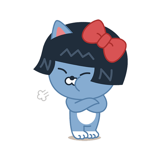 little kakao friends - Sticker 23