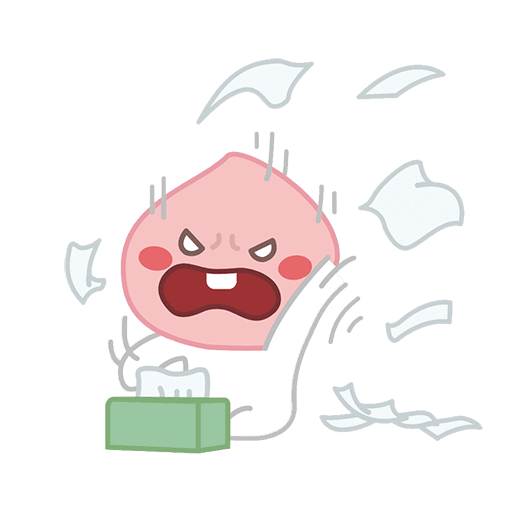 little kakao friends - Sticker 11