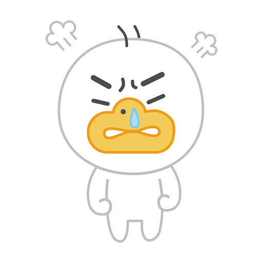 little kakao friends - Sticker 4