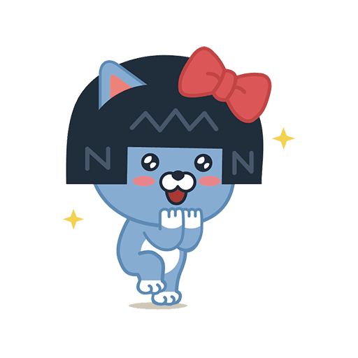 little kakao friends - Sticker 16