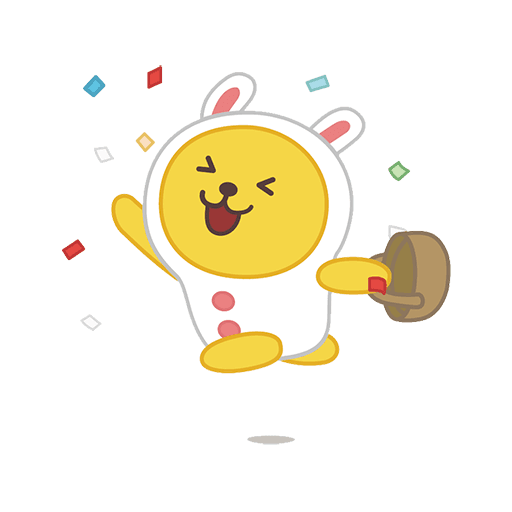 little kakao friends - Sticker 7