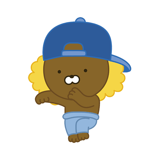 little kakao friends - Sticker 15