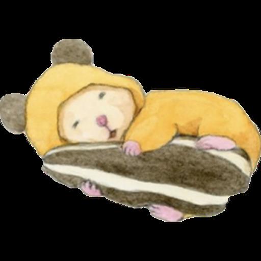 hamster b~ - Sticker 5