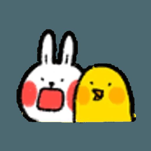 懶散兔 - Sticker 7
