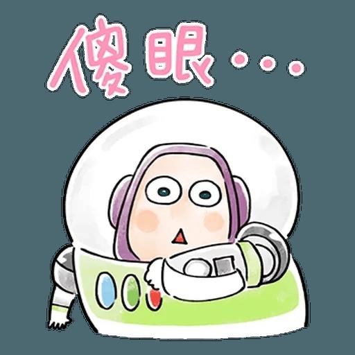 Toys Story Cute2 - Sticker 9