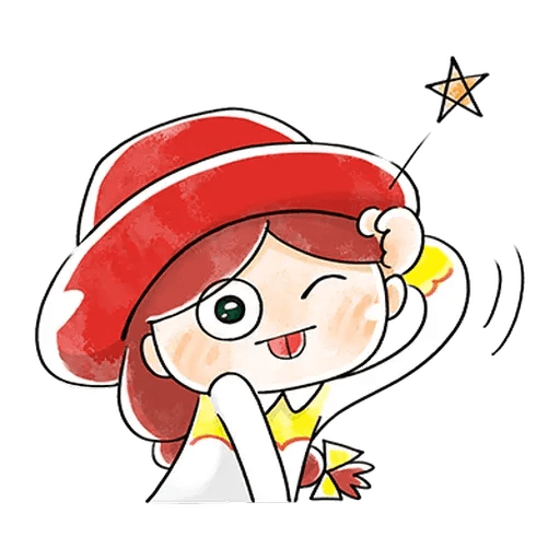 Toys Story Cute2 - Sticker 14