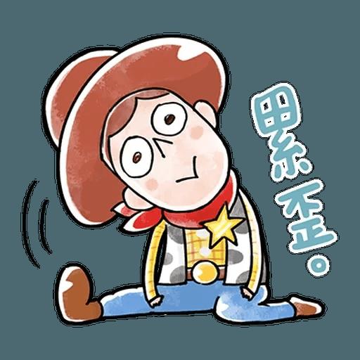 Toys Story Cute2 - Sticker 16