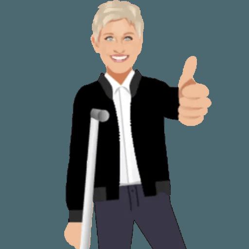 Ellen - Sticker 25