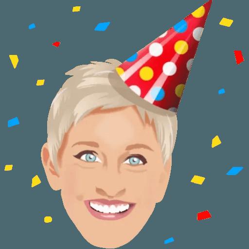 Ellen - Sticker 20