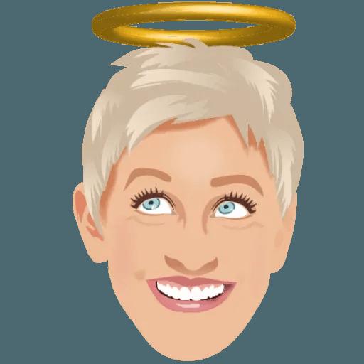 Ellen - Sticker 12