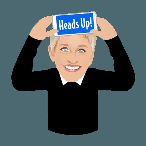 Ellen - Sticker 22