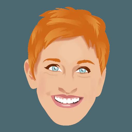 Ellen - Sticker 10