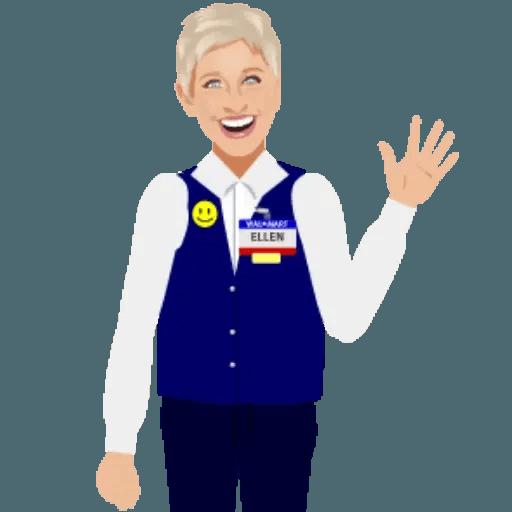 Ellen - Sticker 24