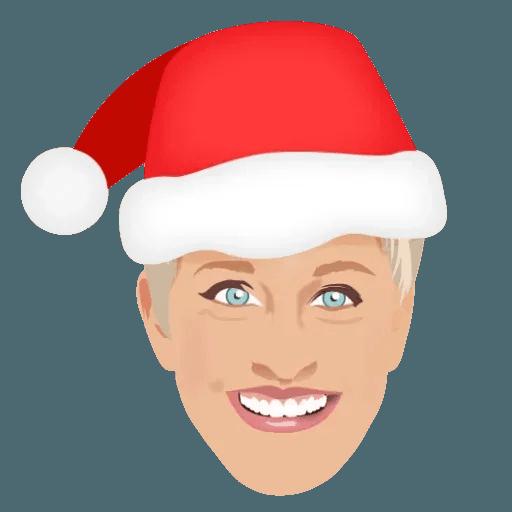 Ellen - Sticker 16