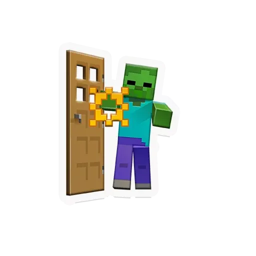 Minecraft - Sticker 7