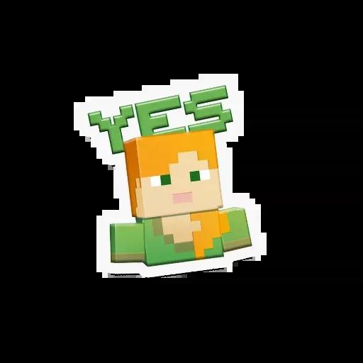 Minecraft - Sticker 5