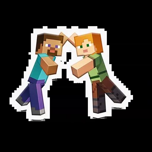 Minecraft - Sticker 2