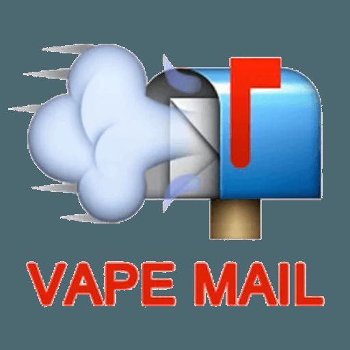 Vape Life - Sticker 15